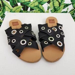Dolce Vita Eyelet Sandals